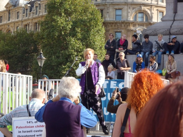 "Slutwalk London 2012 speech ""Don't Chat to me"" - a poem about street harassment"